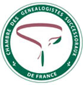 Logo of the Chamber of Probate Genealogists of France